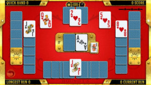 Towers Battle Pyramid Solitaire