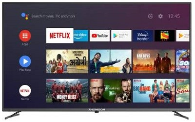 Thomson 126cm (50 inch) Ultra HD (4K) LED Smart Android TV