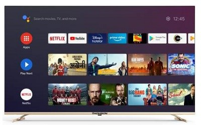 Non Chinese 55 inch Smart TV
