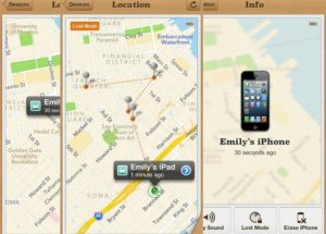 Find My iPhone Adds Driving Directions