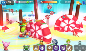 Buddy Rush: The Legends Android Review