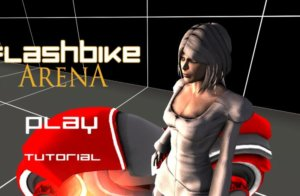 Exclusive Screens of Unreal Powered iPhone Game Flashbike Arena