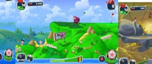 Worms Crazy Golf iPhone Review
