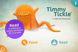 Timmy Tickle! iPhone Review