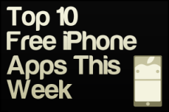 Top 10 Free iPhone Apps of the Week