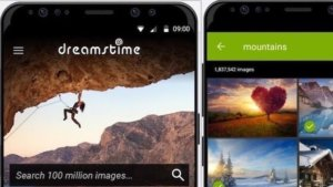 Stock Photos by Dreamstime Android Review
