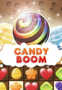 Candy Booms iPhone Review