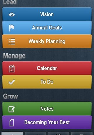 Life Organizer iPhone Review