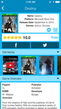 iGames iPhone Review