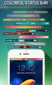 Fancy Lock Screen Themes iPhone Review