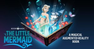 The Little Mermaid – A Magical Augmented Reality Book iPhone Review