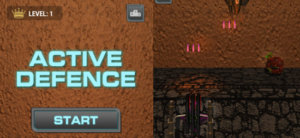 Active Defence iPhone Review
