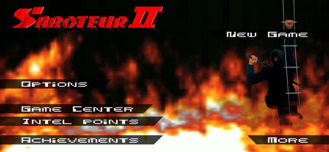 Saboteur II: Avenging Angel iPhone Review